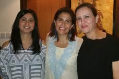 Farhana, Samar and Sabiha