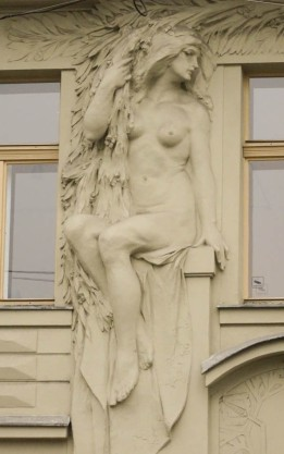 Wonderful Art Deco lady