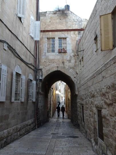 Gate into Jewish Quarter