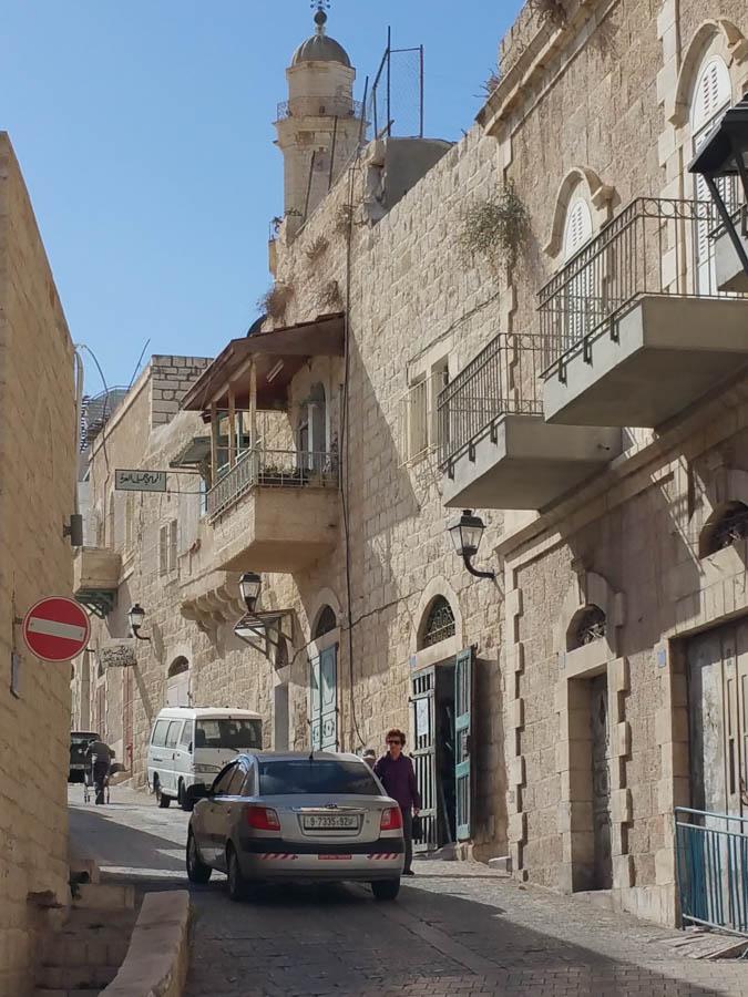 Old Bethlehem street