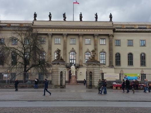 Berlin monuments