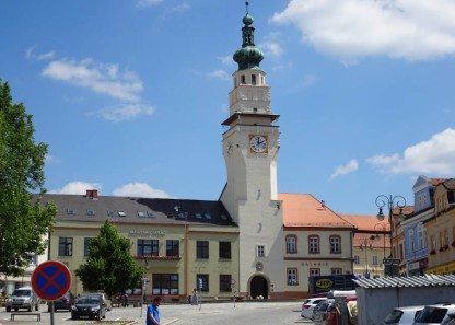 The town hall and museum