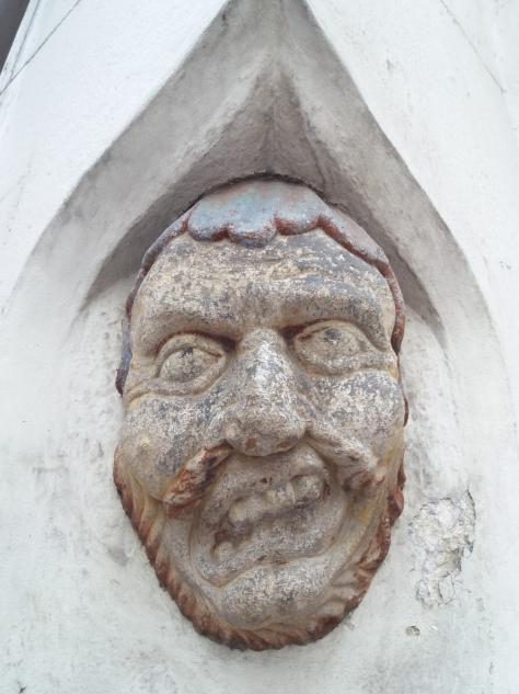 Gargoyle in Lucerne