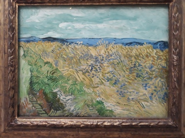 A late Van Gogh