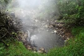 More steaming springs - 700-1000C