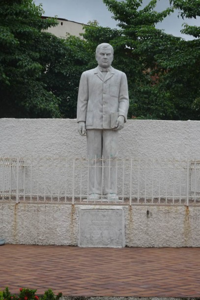 Ruben Dario - he was only 49 when he died