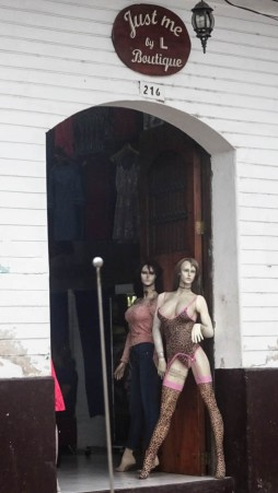 High fashion on the streets of Leon