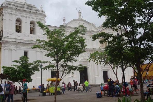 The Cathedral, the Basilica de la Asuncion