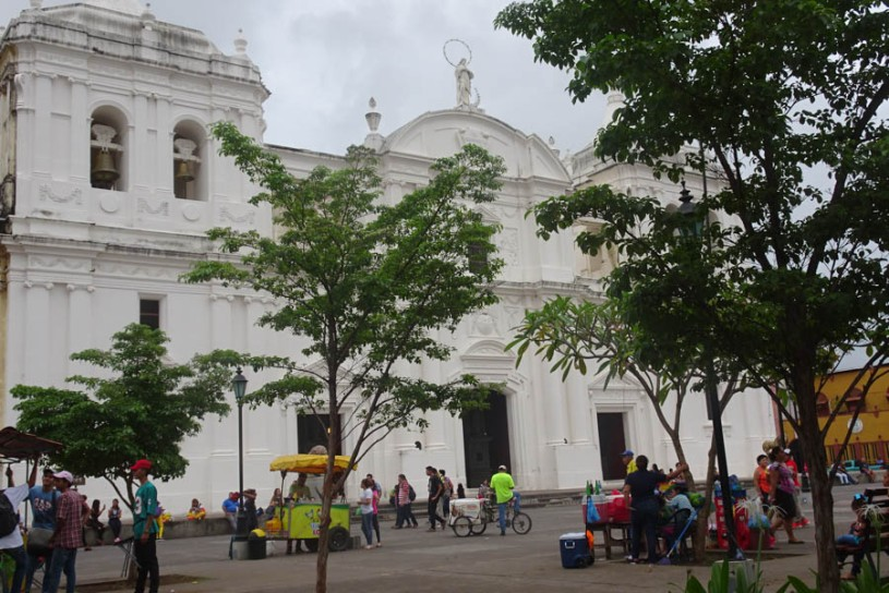 The Cathedral, the Basilica de la Asuncion