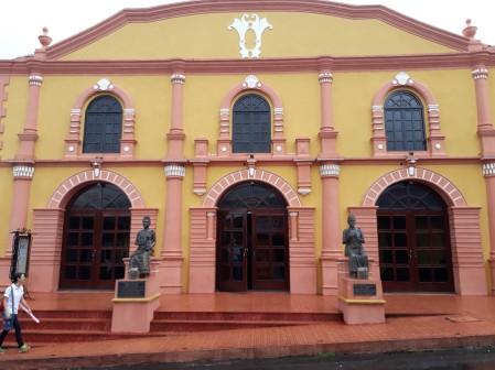 The Cutural Centre in Leon
