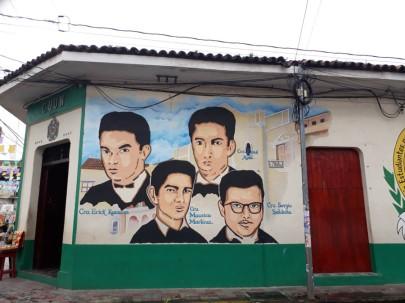 More political murals