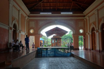 The fine old station