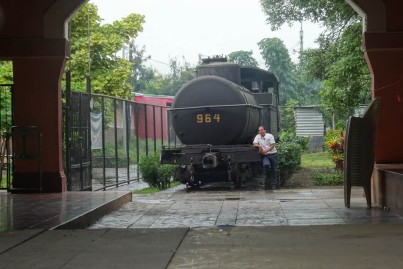 One of the old engines