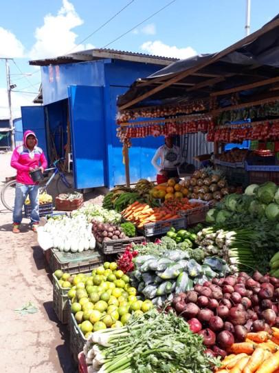 Market in Sebaco