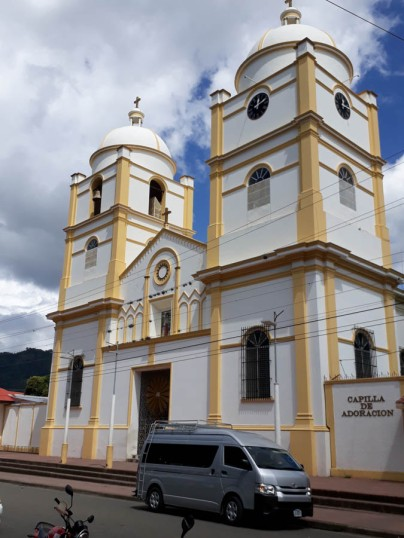 Church at Jinotega