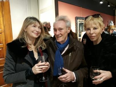Jack, Gala and Annie Stevens