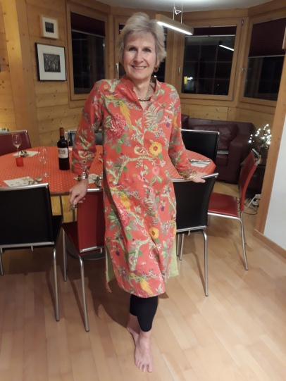 New Kurta - thank you Cindy!