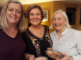 Diane, Christine and Jane