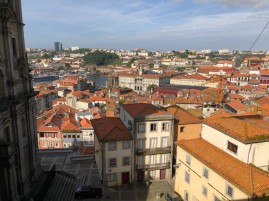 The red tiles of Porto