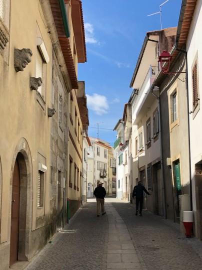 street in Freixo de Espadaà Cinta