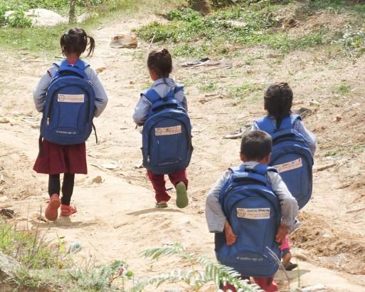UWS rucksacks, Nagi