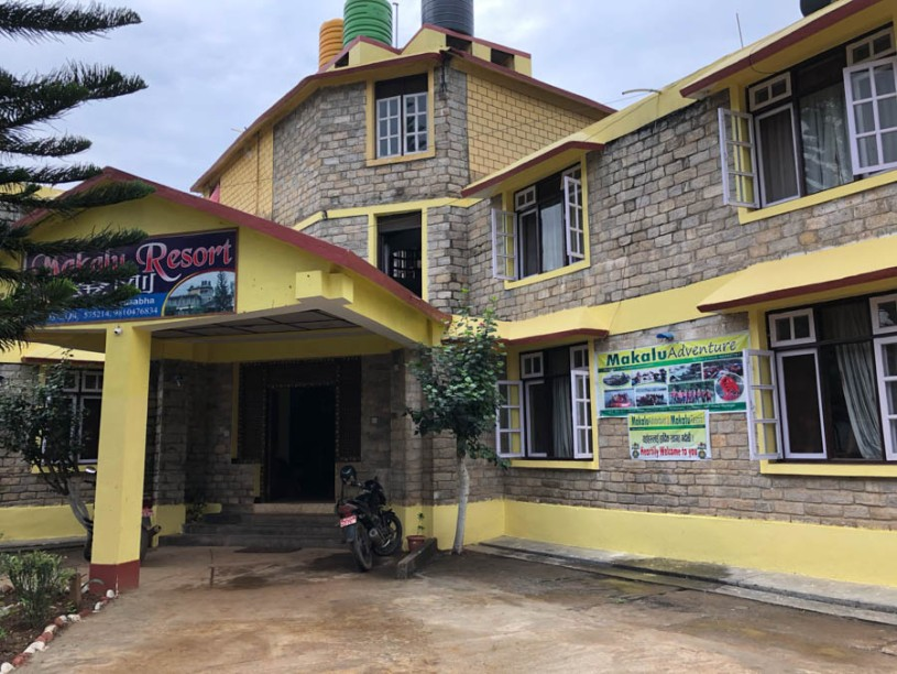 The Makalu Resort...