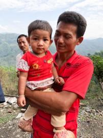 Lebrang Dad and future pupil