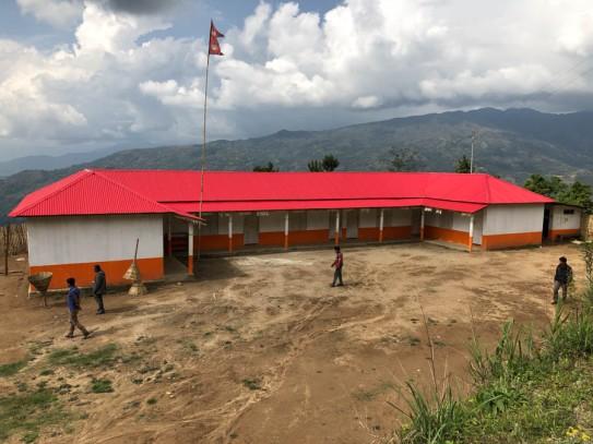 Majhuwa school