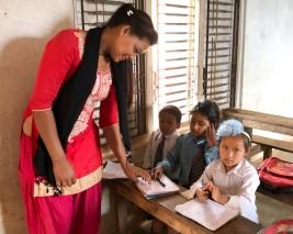 Teacher interaction, Wana