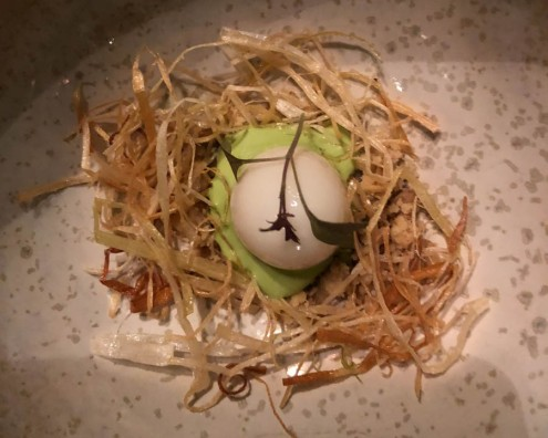 Another amuse bouche...