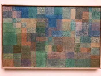 And another Klee, fabulous