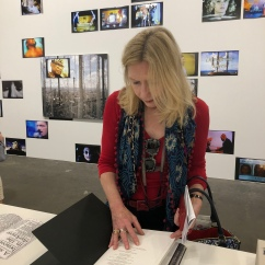 Looking closely at the Ponte Project photograph book