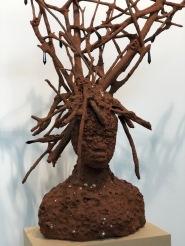 Kenyan artist Wangechi Mutu