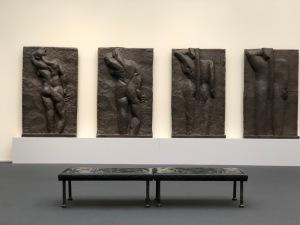 Matisse bronze reliefs