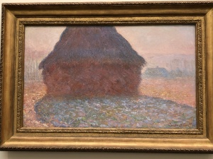 Fabulous light in this Monet