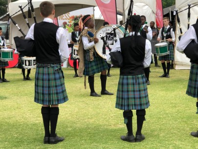 StJohns Pipe Band