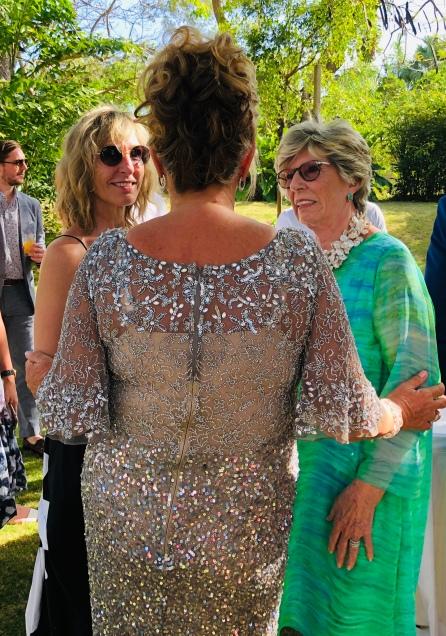 Heather's gorgeous dress