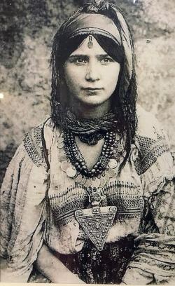 Jewish Berber woman