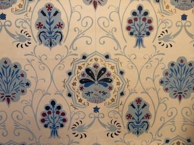 Ruskin's wallpaper