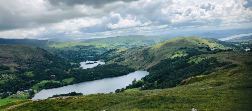 Grasmere and Rydal