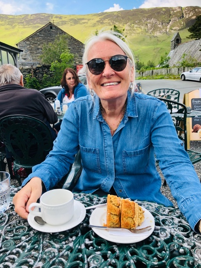 Cake at Grange!