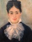 Luminous Renoir portrait