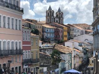 Salvador cityscape