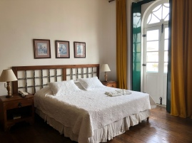 our comfy bed in Villa bhaia