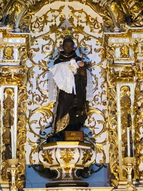 The African St Benedict