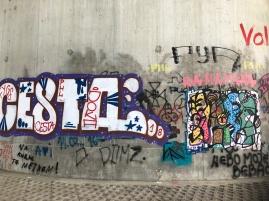 More graffiti