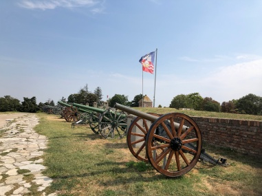 Old cannon!