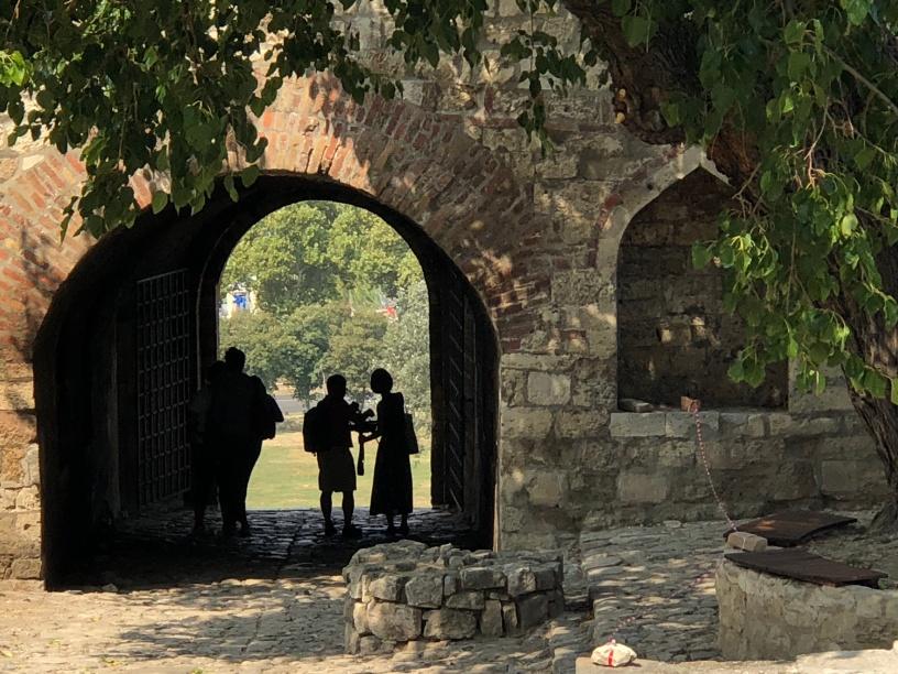 Ottoman fort