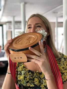 The slivovitz challenge: Anna
