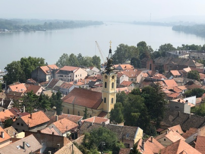 View form zEmun Tower